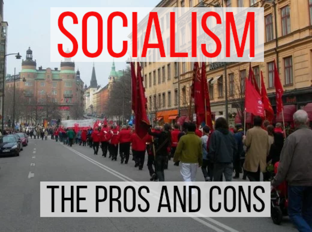 The Pros and Cons of Socialism