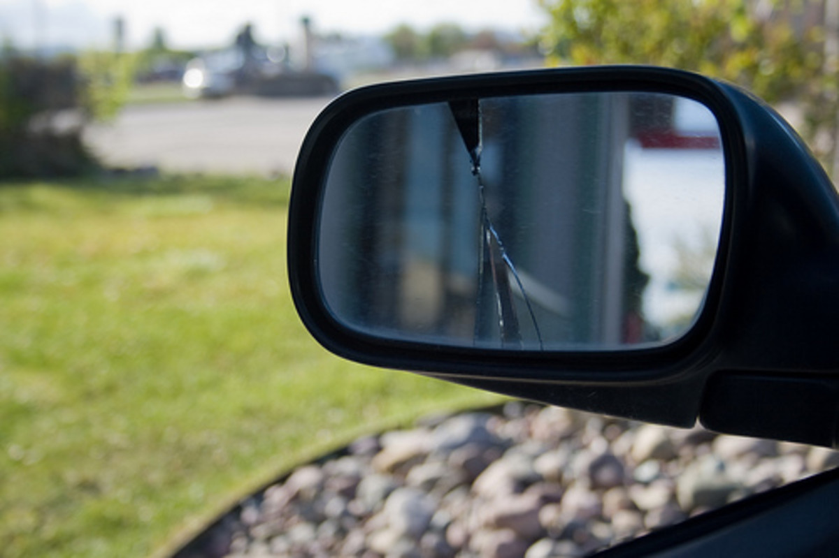 How to fix your Toyota Camry side mirror
