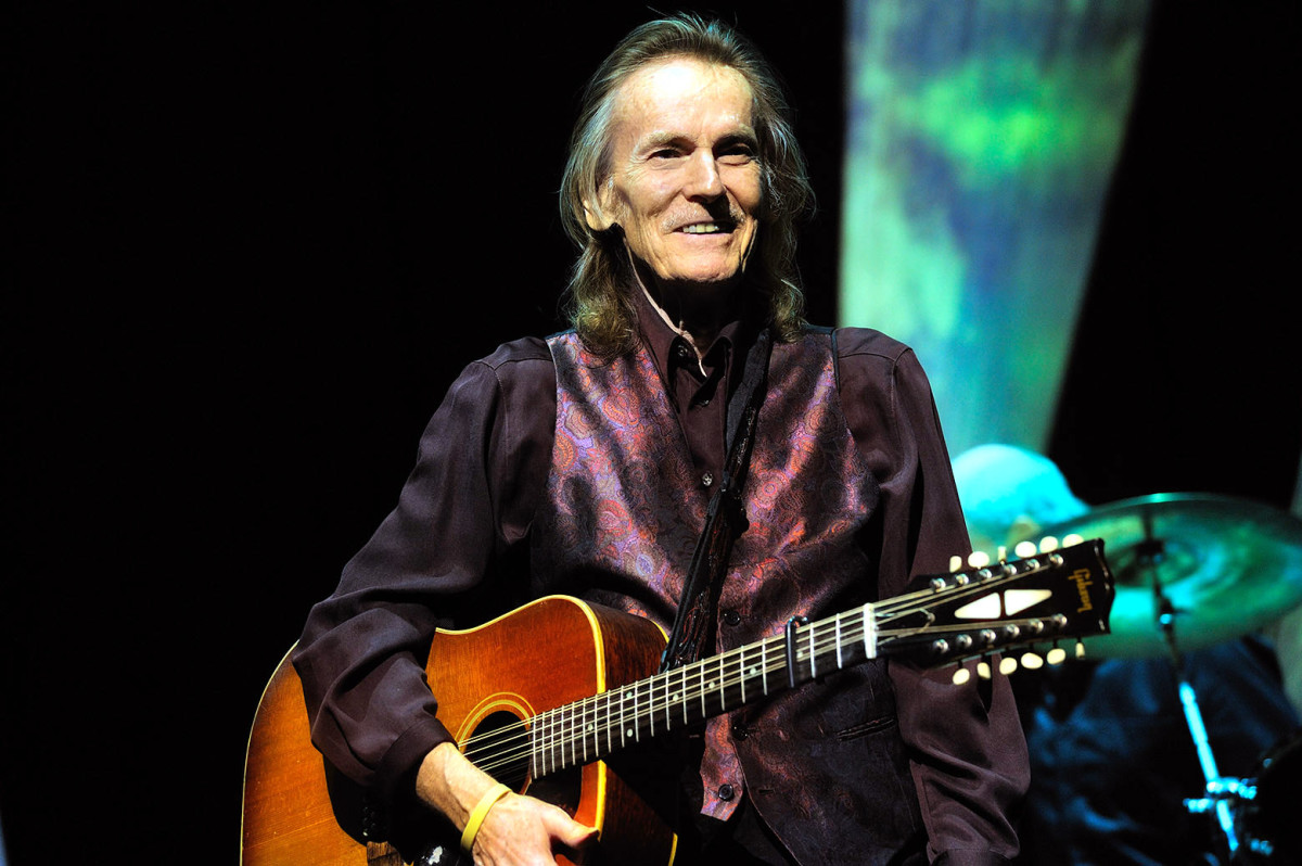 Gordon Lightfoot's Guitars and Songwriting