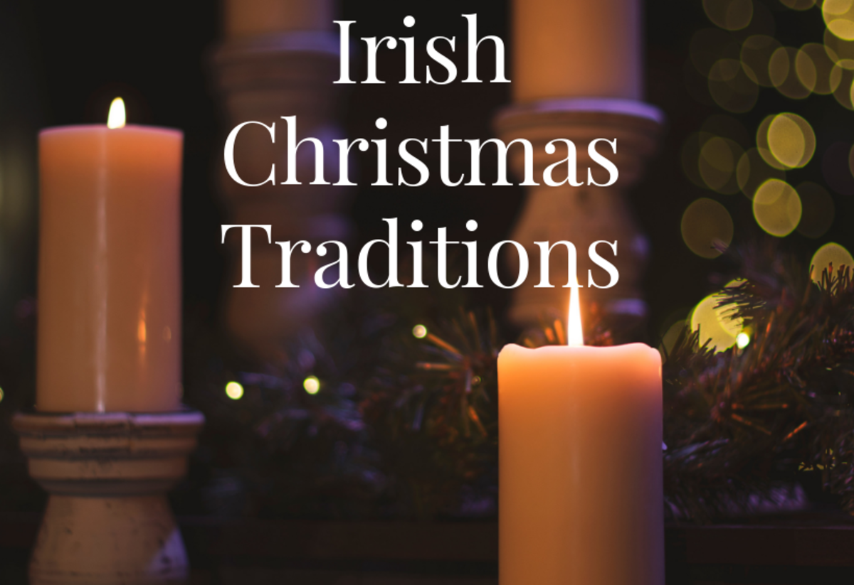 Learn the fascinating history of Irish Christmas traditions!
