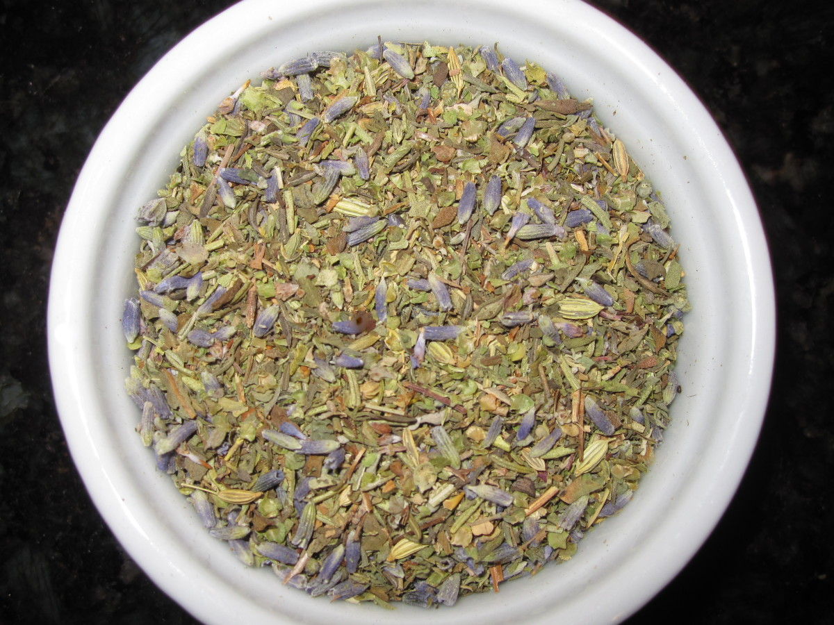 How to Make and Use Herbes de Provence