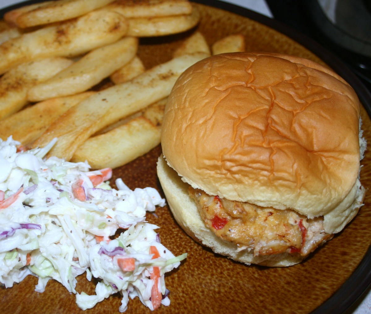 Easy Recipes for Crab Cakes, Fries, and BBQ Shrimp
