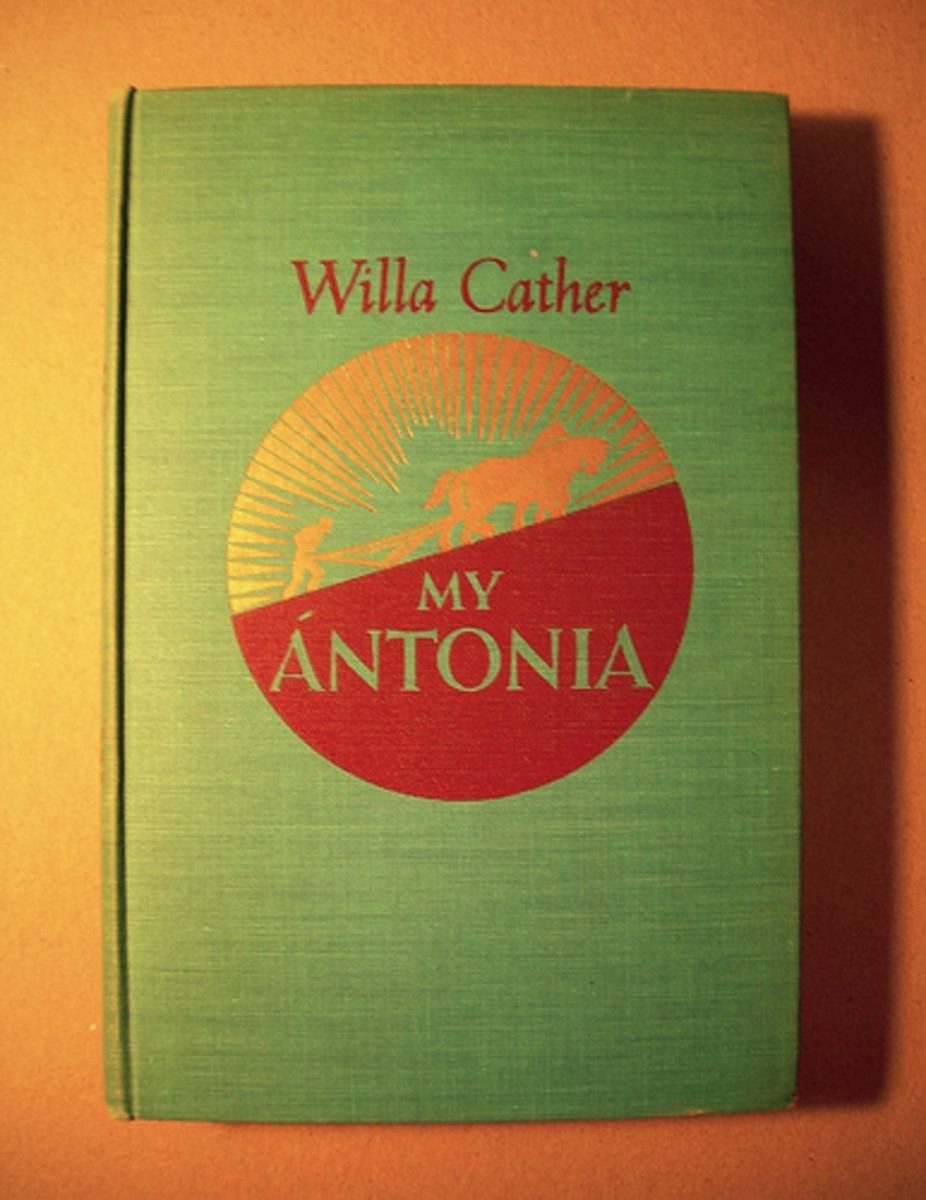 Sexuality and the Male Perspective in Willa Cather's My Antonia
