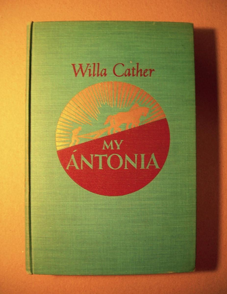 Fine press edition of My Antonia