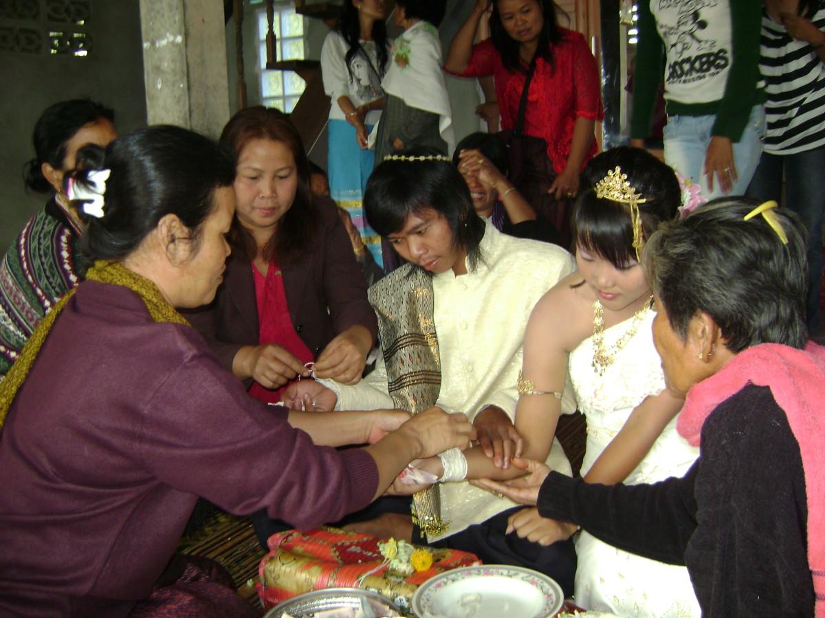 Thailand Village Life
