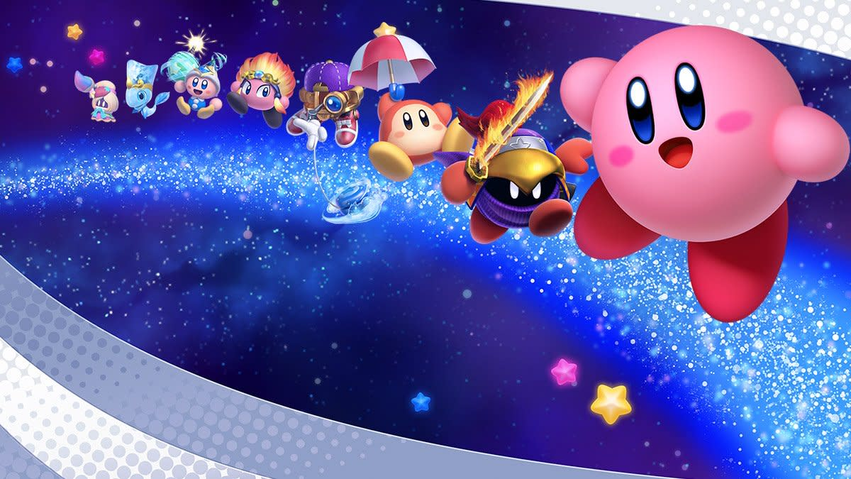 "Top 10 Cutest Friends in ""Kirby Star Allies"""