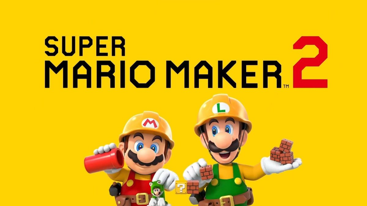 """Super Mario Maker 2"" Review"