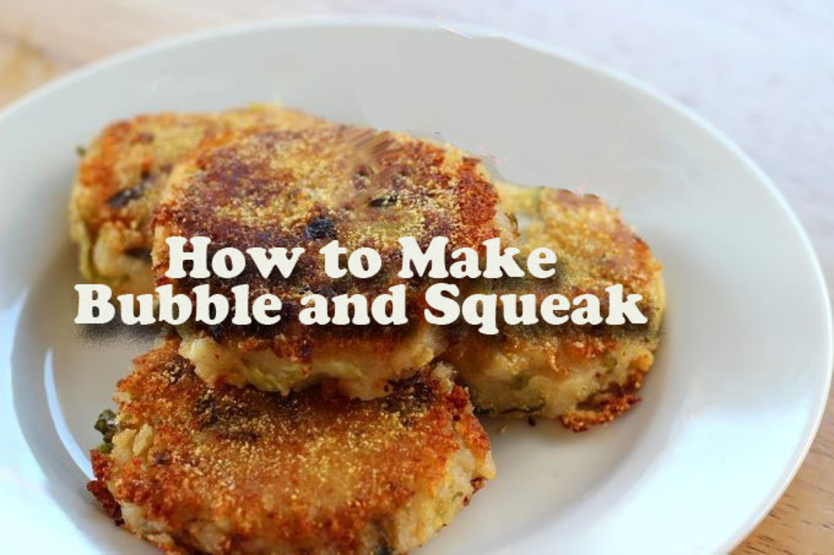 How to Make Bubble and Squeak Using Leftover Vegetables