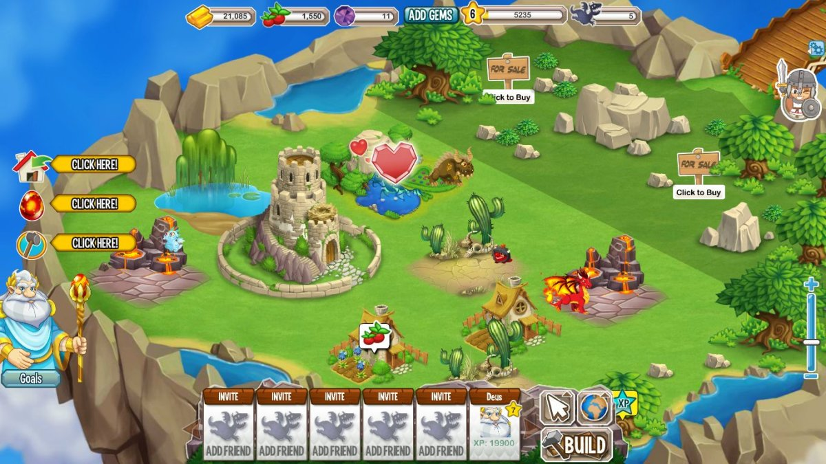 Dragon City Tips and Breeding Guide