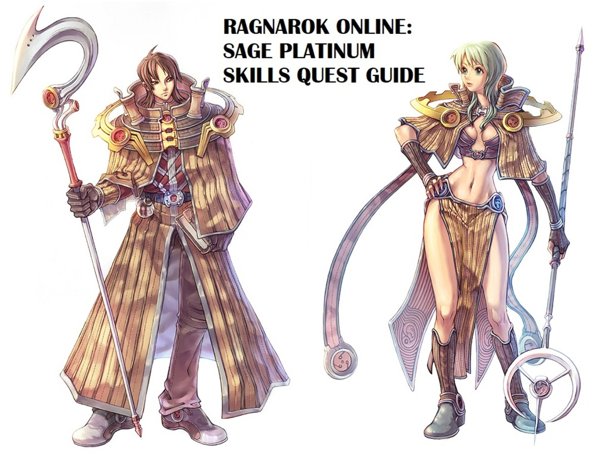 Ragnarok Online Sage Platinum Skills Quest Guide