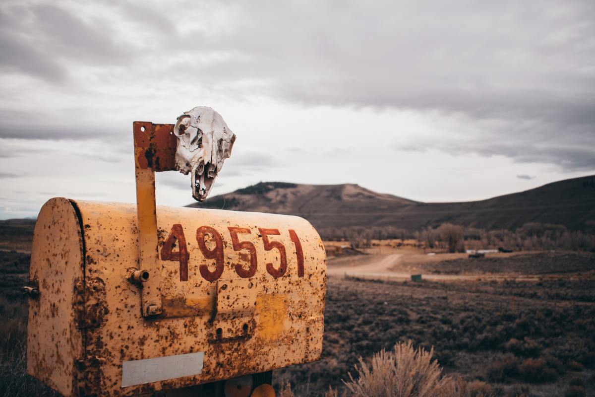 Could your mailbox be the death of you?