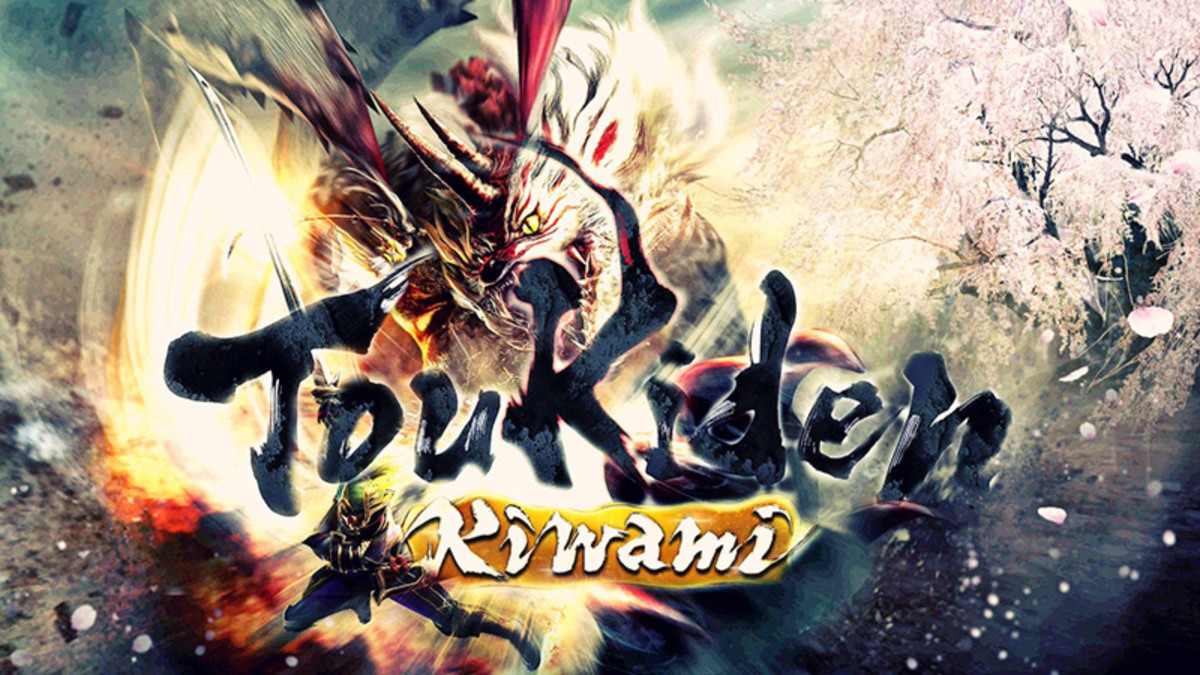 Toukiden Kiwami is actually the PS4 expanded version of an earlier PS Vita title.