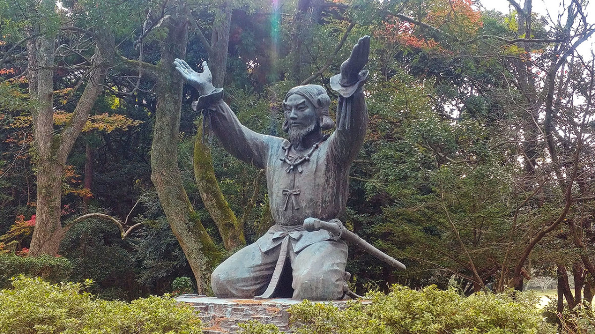 A Retelling of Shinto Myths 4: Ōnamuji Becomes the Lord of the Land