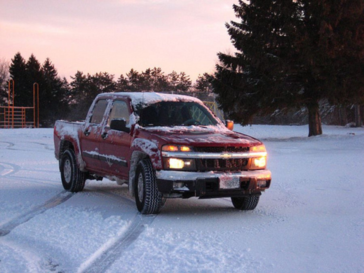 Mid Size Truck Comparison: Best Small Or Midsize Pickup Truck Of 2012