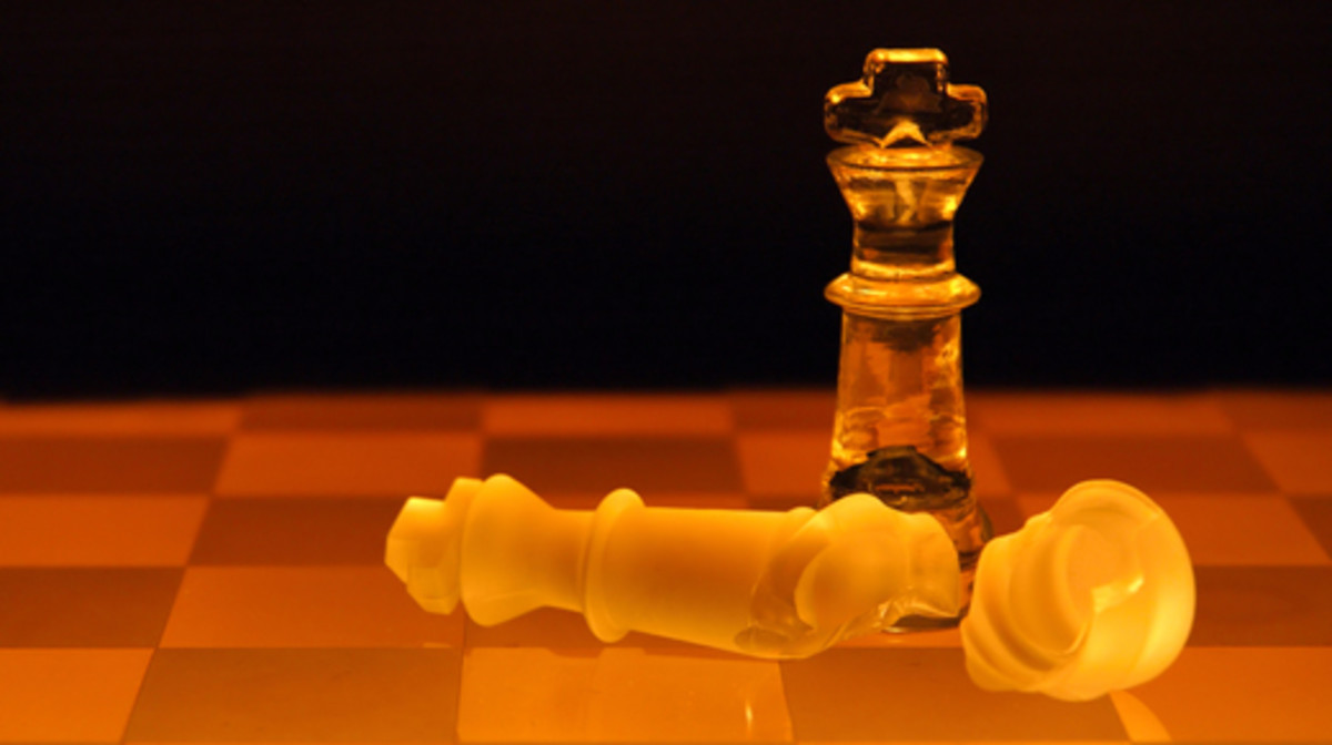 Learn more about opening strategy in chess, and improve your chess game.