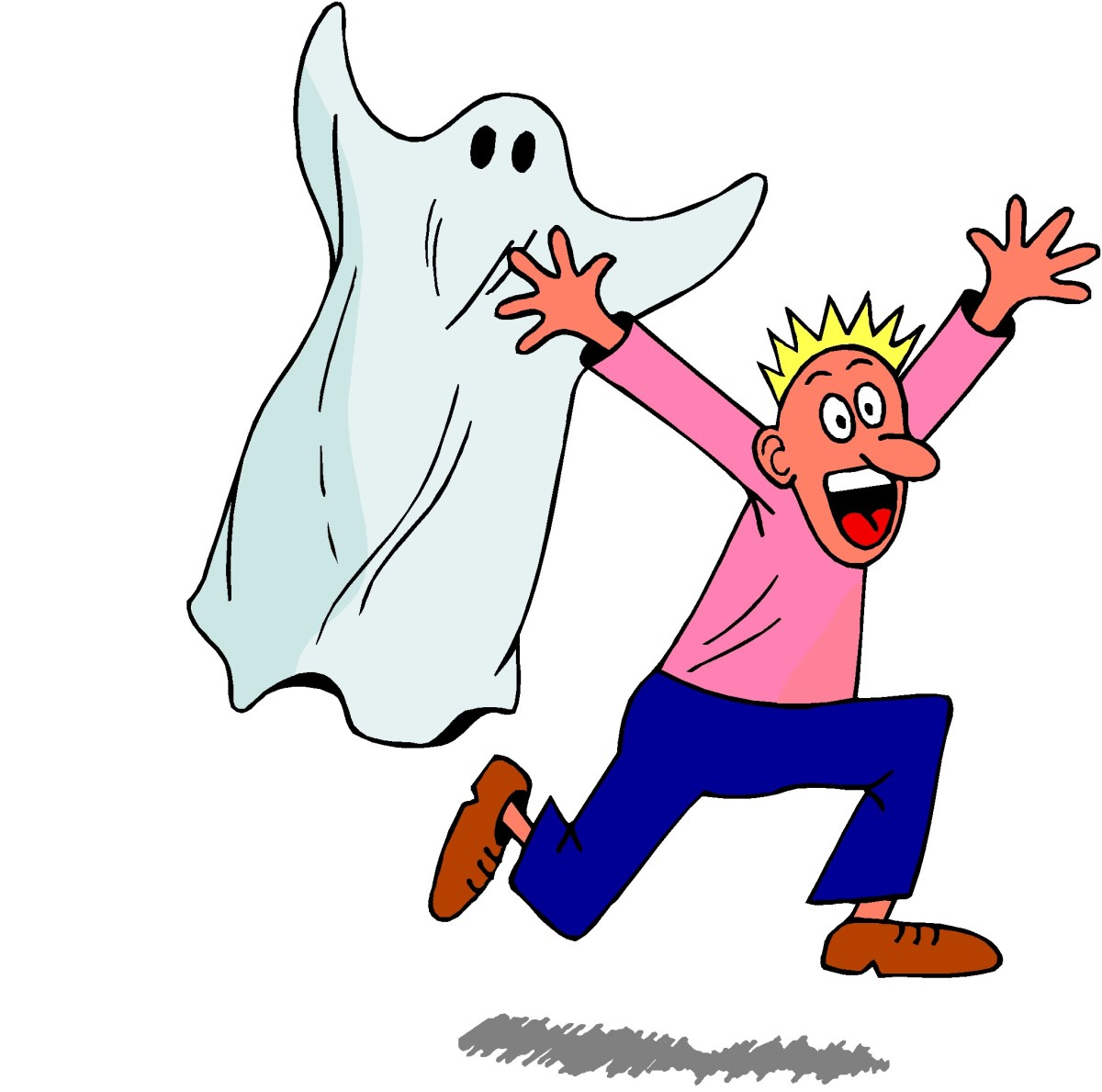 Scary Movie Clipart