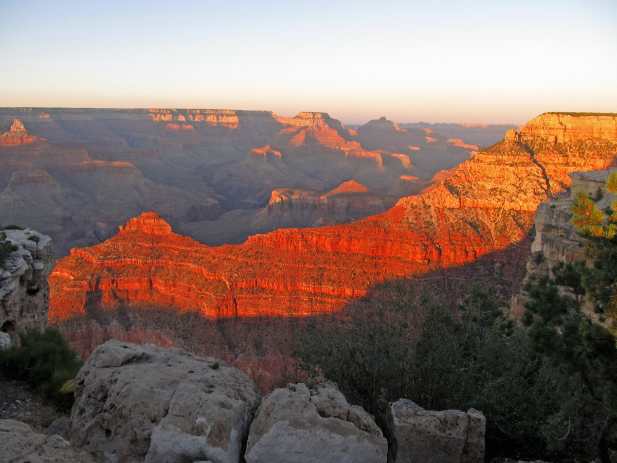 Arizona's Grand Canyon: The Bright Angel Trail with Kids