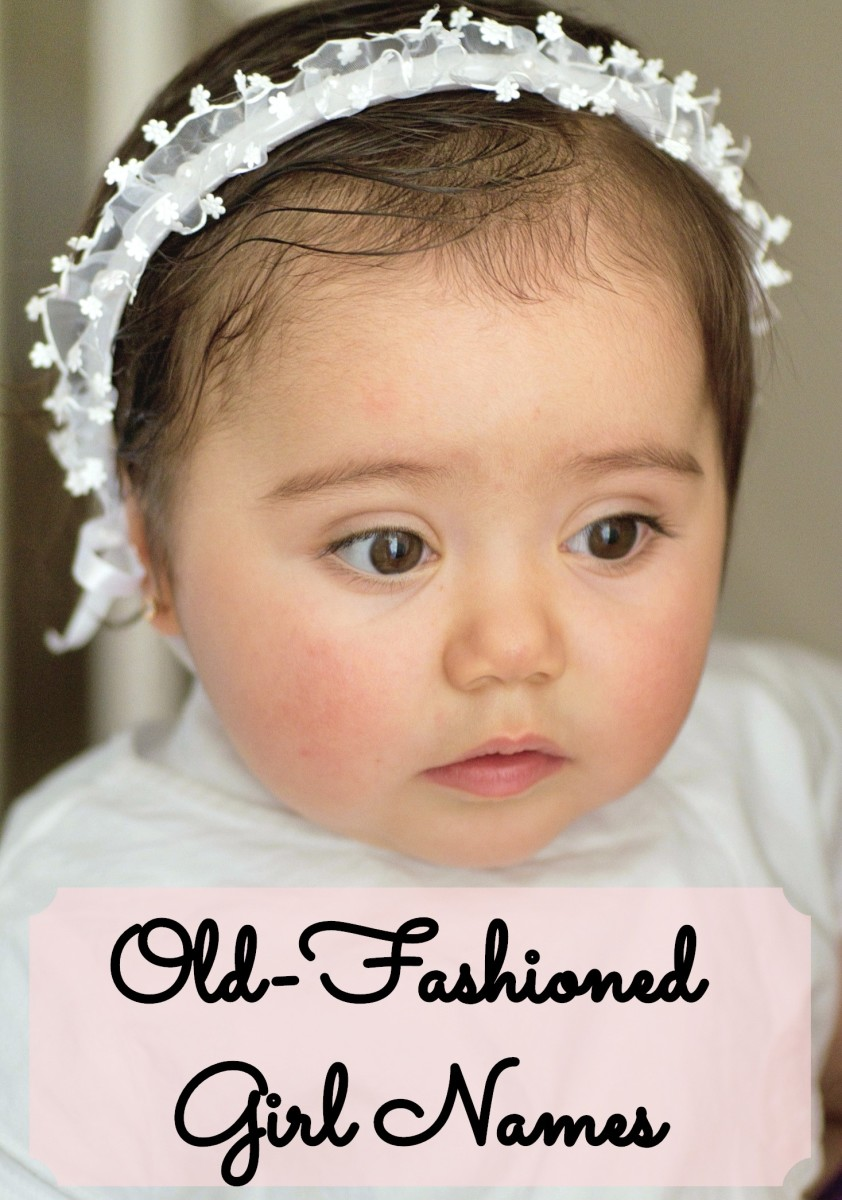 Retro-Cool, Vintage Baby Names for Girls