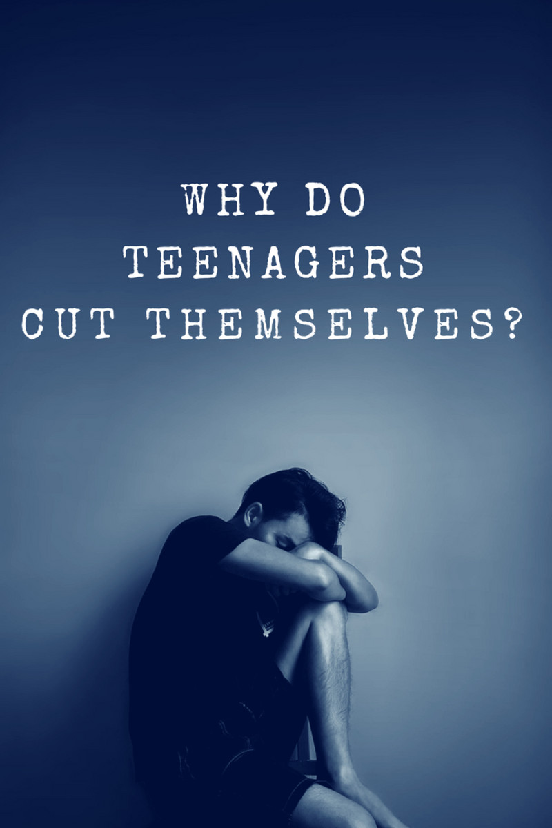 Why Teenagers Cut Themselves: Is Self-Harming Addictive ...