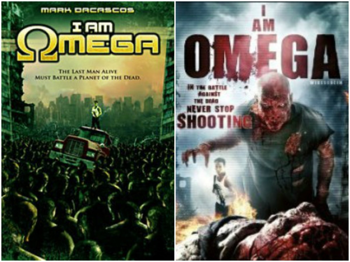 "Great Bad Movies: ""I Am Omega"""