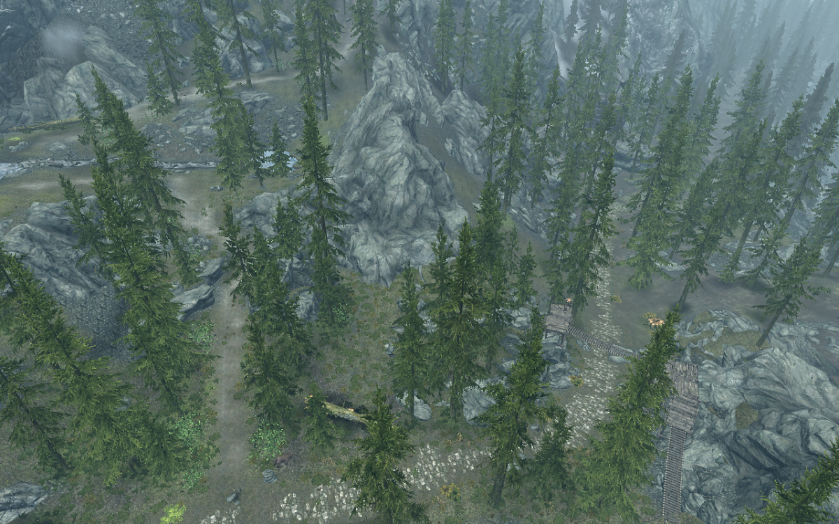 Treasure Map V - Great Skyrim Treasure Hunt -