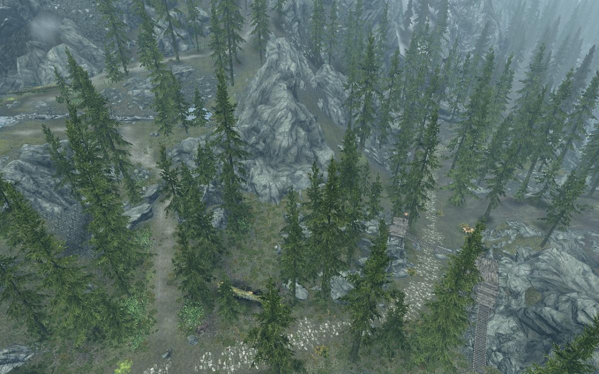 "Treasure Map V - Great Skyrim Treasure Hunt - ""Elder Scrolls V: Skyrim"""