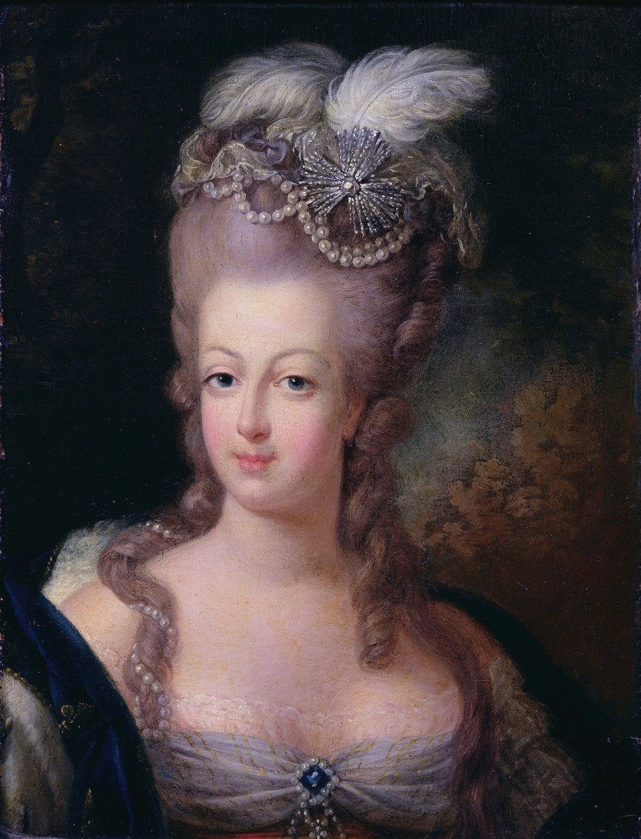10 fun facts about marie antoinette's hair | bellatory