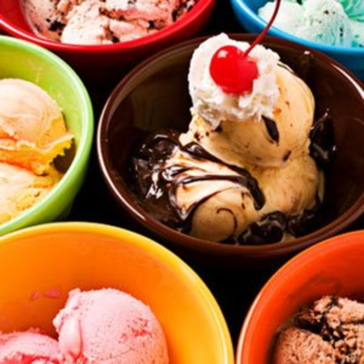 Chocolate Ice Cream - Shelf Life Taste.