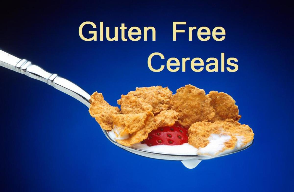 List of Gluten Free Cereals by Kellogg's, General Mills and Other Companies