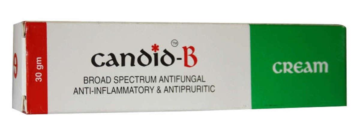candiderm cream steroid