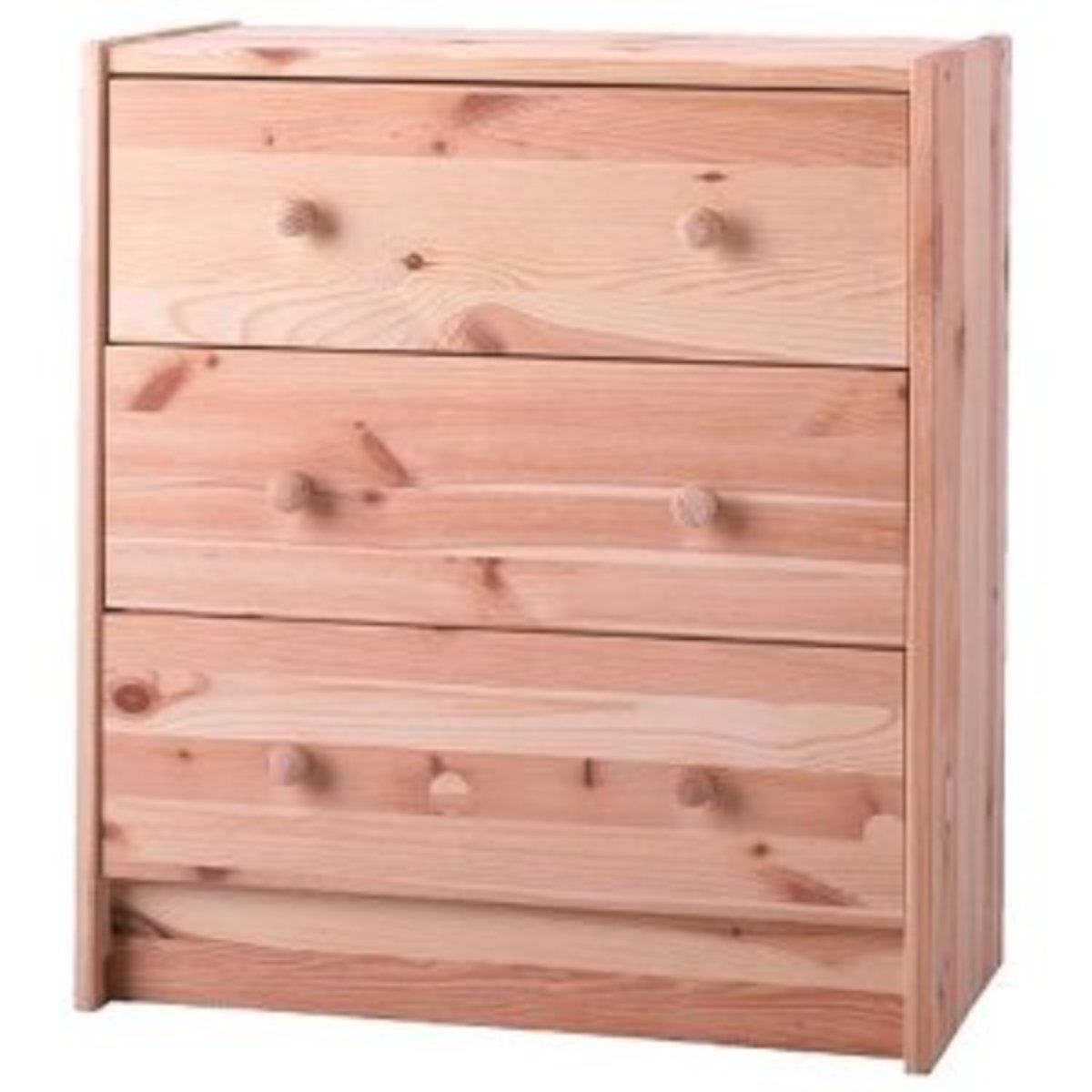 Assembly Instructions for Ikea Rast 3 Drawer Chest Dresser