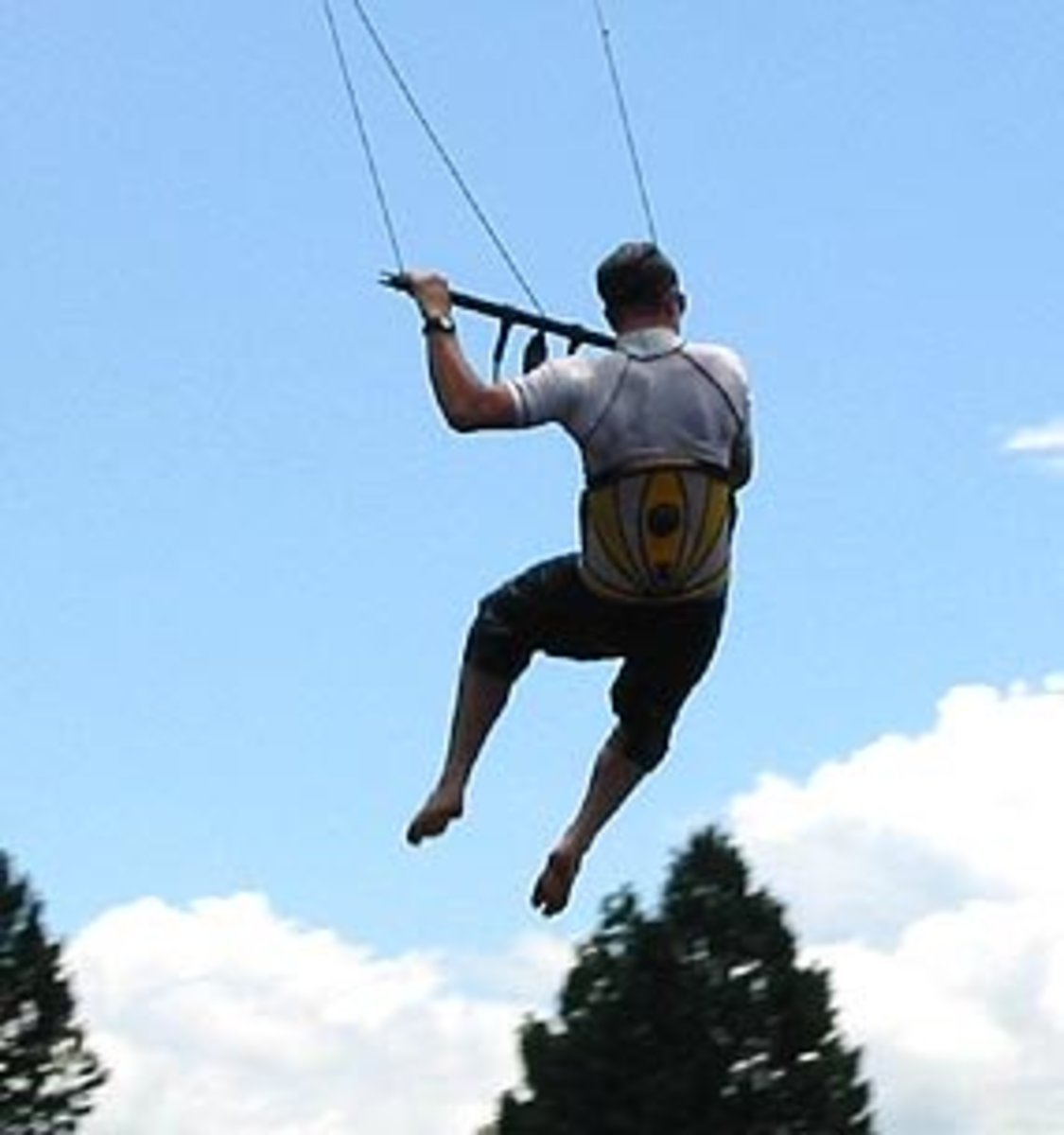 How to Fly, Jump and Have Fun With a Power Kite