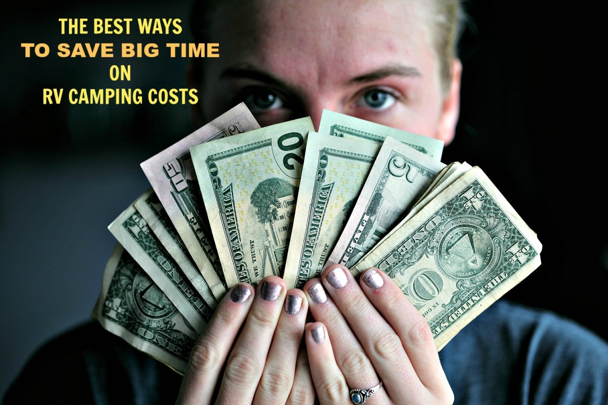 Tips that will save you a small fortune on RV camping fees.