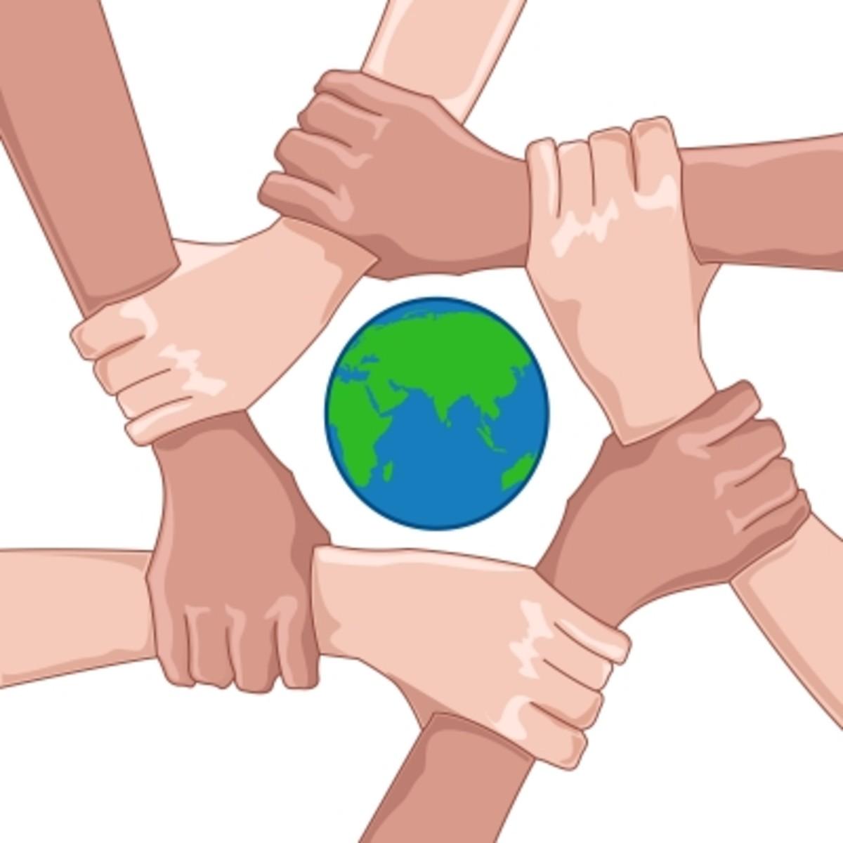 Using Robert Kohls' American Values to Start a Green Revolution -