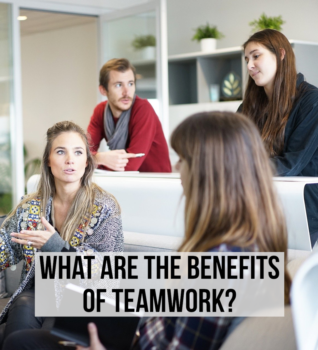 Advantages of teamwork: Although independent work by individuals is necessary at times, the benefits of working as a coordinated group cannot be underestimated.