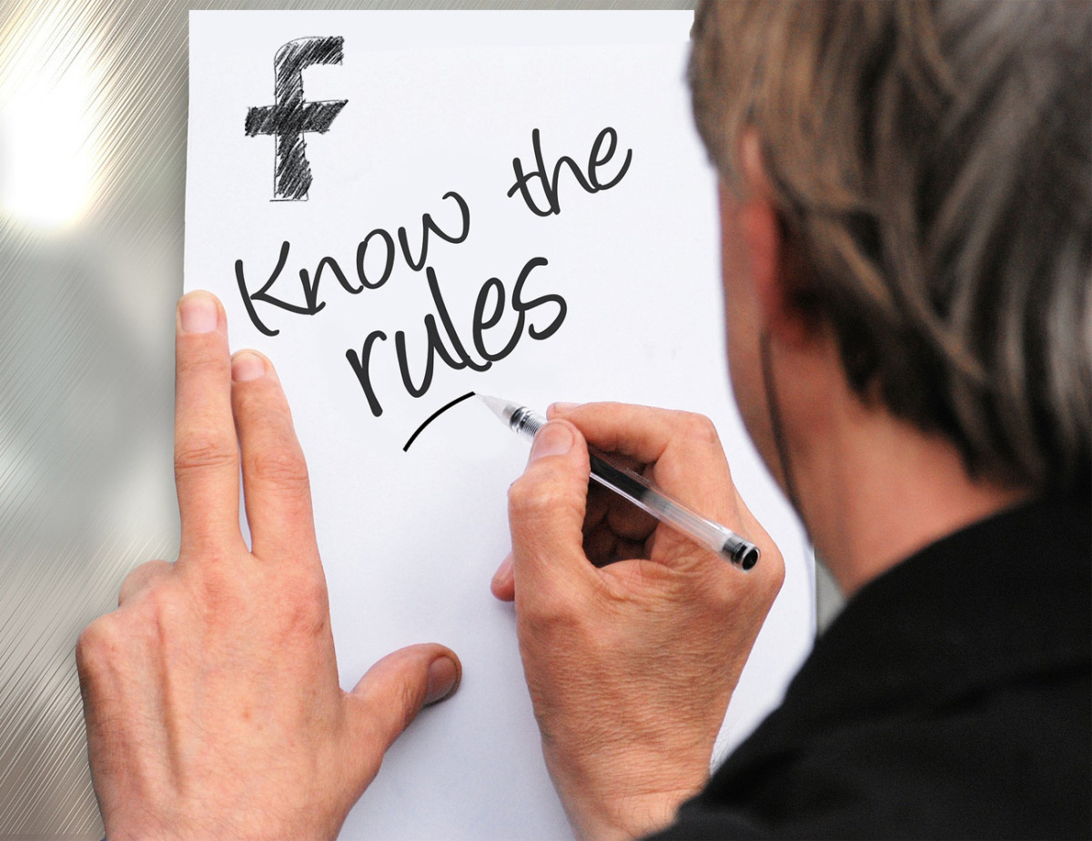 Establishing some Facebook rules may save your marriage.
