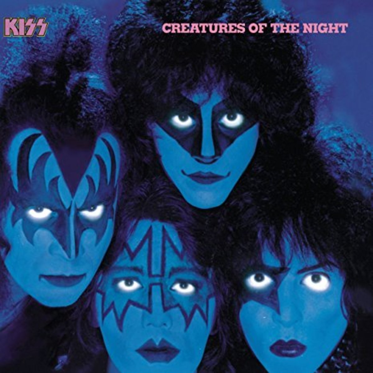 "KISS, ""Creatures of the Night"" (1982) album review"