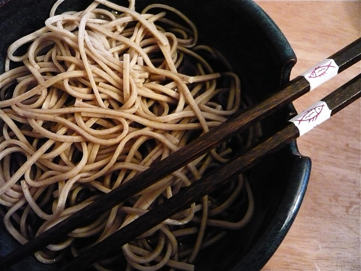 Weight Loss Benefits of Soba Noodles and Healthy Reasons to Eat Them