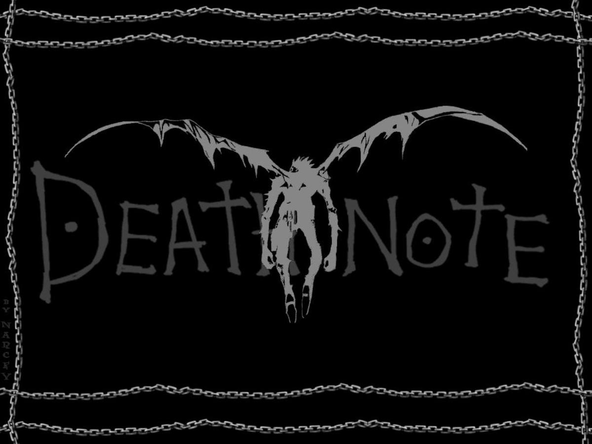 """Death Note"" Cover"