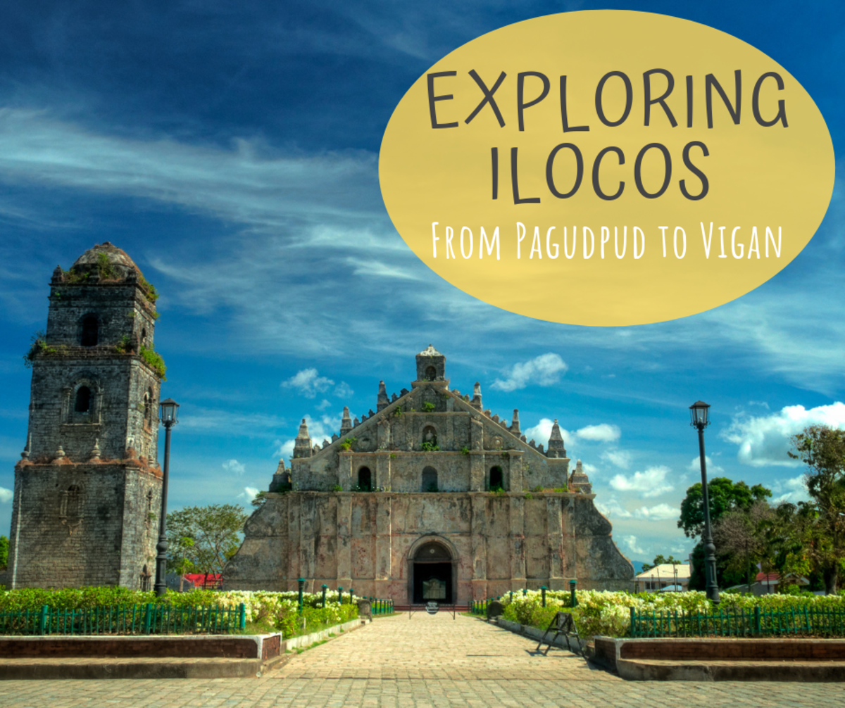 What to Do on a 3-Day Visit to Ilocos: Pagudpud, Laoag, and Vigan