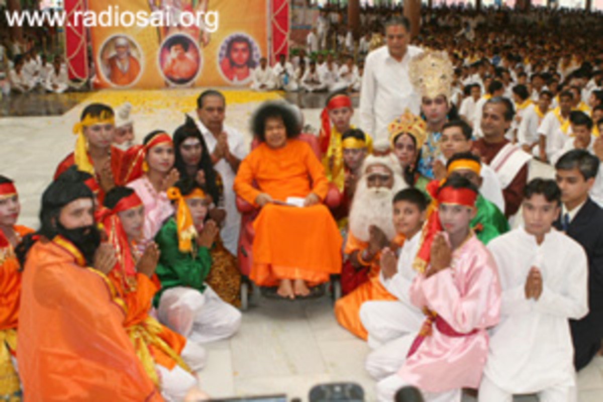 The Dreams of Sri Sathya Sai Are the Truth Indeed: A Personal Account