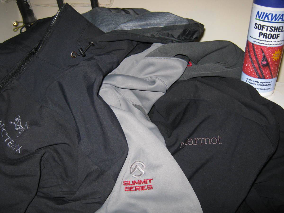 f2a4a954fa How to Wash and Waterproof a Softshell Jacket