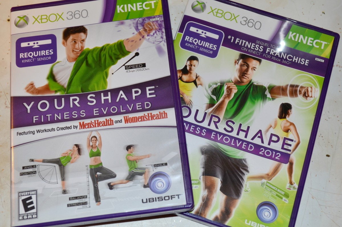 My Xbox Kinect Weight Loss Success Story: How I Used the Kinect and Your Shape Fitness Evolved to Lose Weight