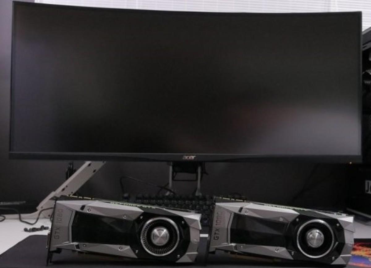 GTX 1080 TI Vs. GTX 1080 Ultrawide Gaming Benchmark Testing
