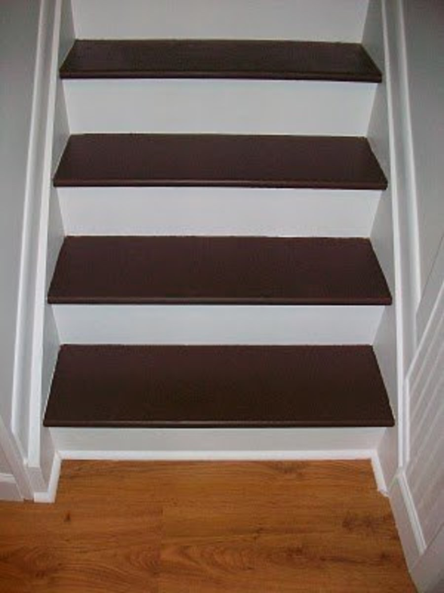 House Painting Tips: Refinishing Stairs