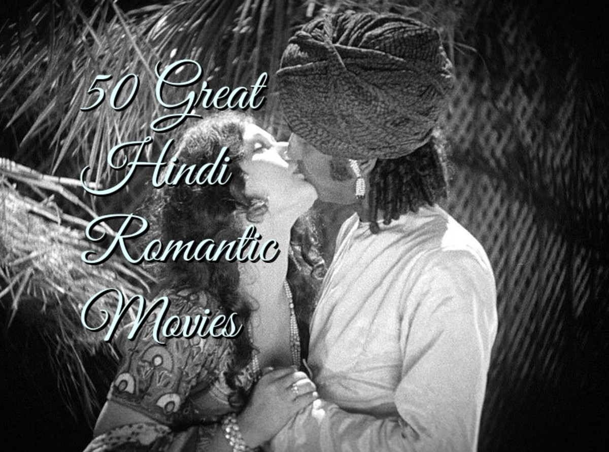 50 Great Hindi Romantic Movies