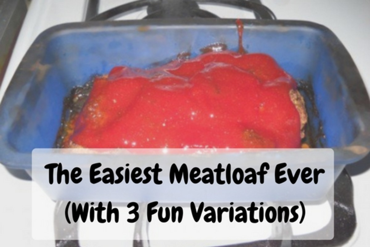The Easiest Meatloaf Ever (and 3 Delicious Variations)