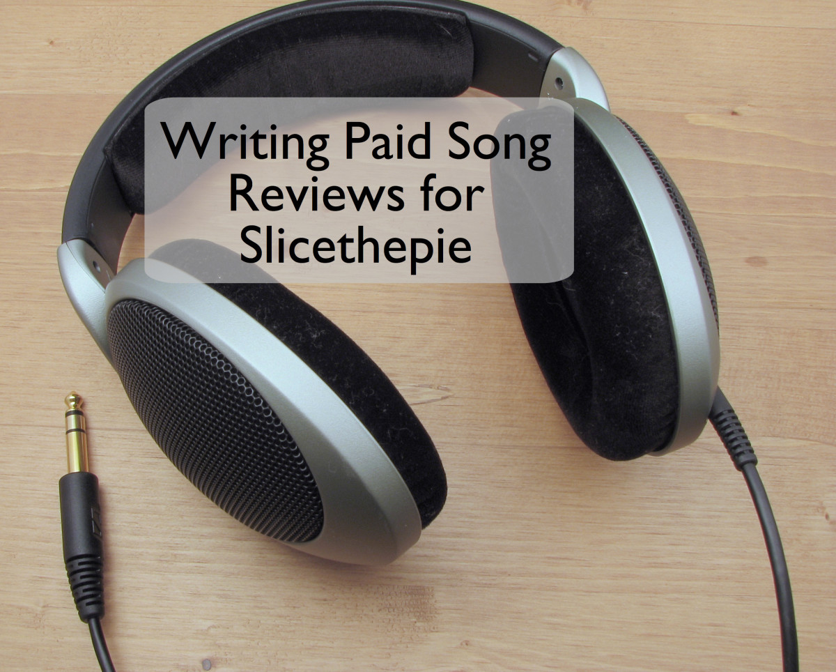 Get tips for writing effective reviews of songs on slicethepie.com