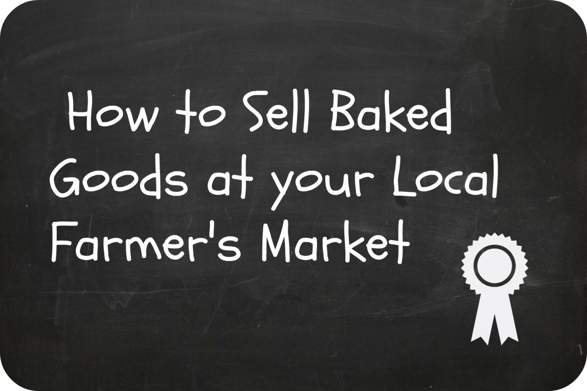 how to price baked goods at a farmers market