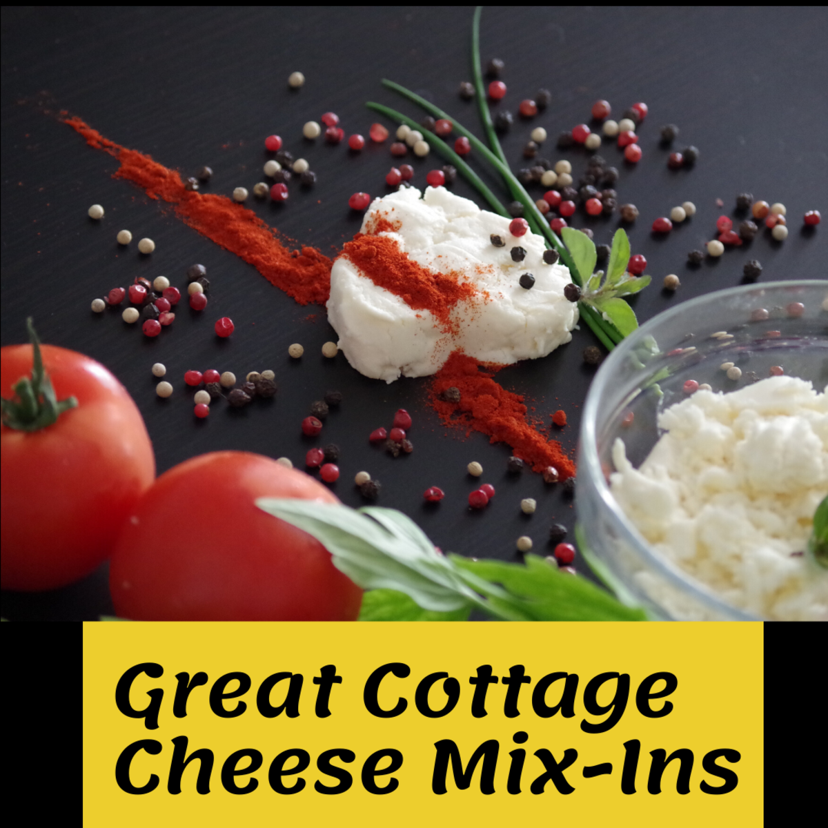 Unexpected Cottage Cheese Mix-Ins
